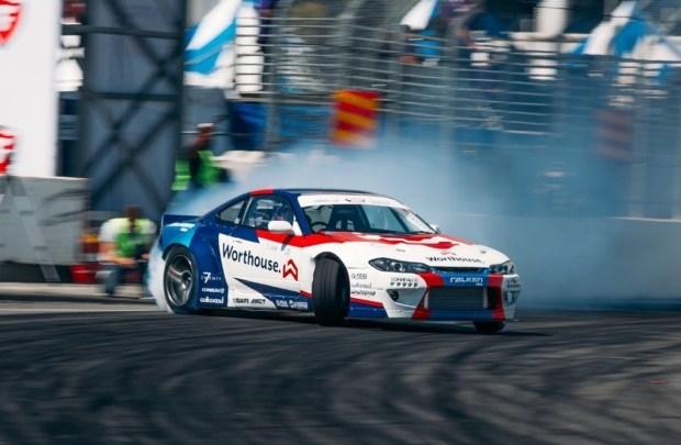 Video: James Deane Formula Drift 2017
