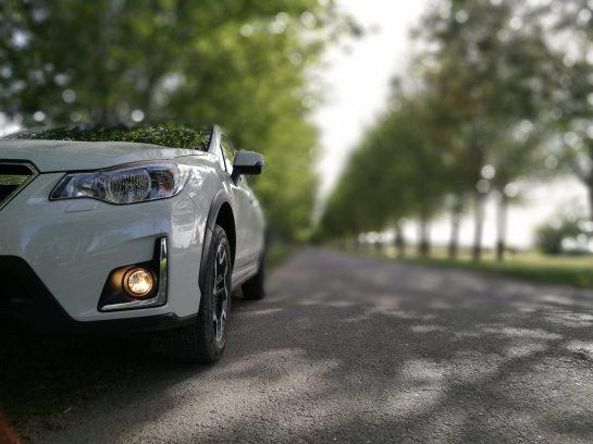 Subaru XV Boxer Diesel antiniebla