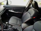 Subaru XV Boxer Diesel asiento pasajero