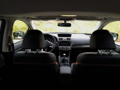 Subaru XV Boxer Diesel interior 2