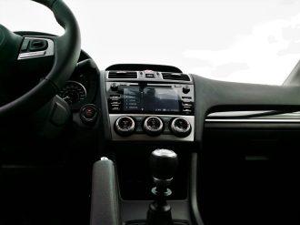 Subaru XV Boxer Diesel palaca cambios