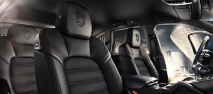 Interior Porsche Cayenne