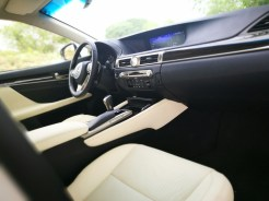 Asientos Lexus GS 300h