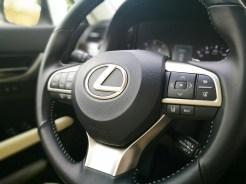 Volante Lexus GS 300h