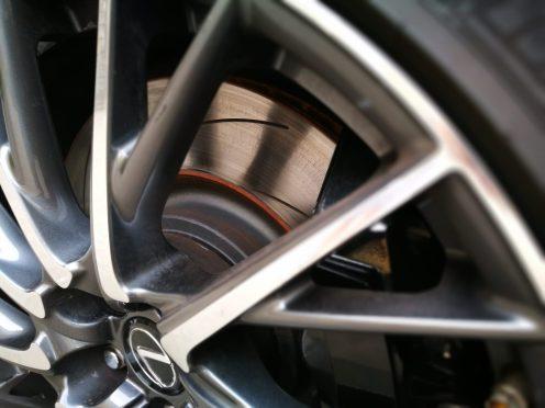 Discos ventilados Lexus RC F