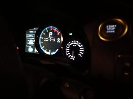 Start/Stop Lexus RC F