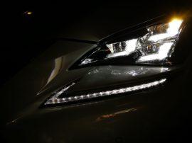 Óptica Lexus RC F