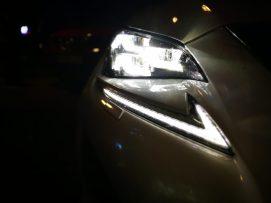 Óptica nocturna Lexus RC F