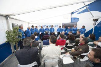 galeria fotos programa Volkswagen Driving Experience