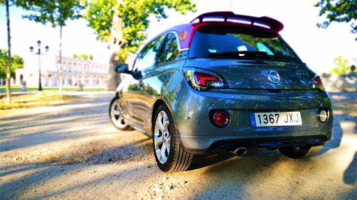 Vídeo Opel Adam S 1.4 Turbo 150cv