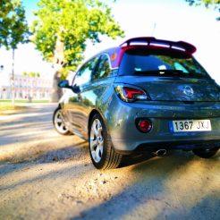 Opel Adam S Trasera