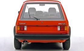 Golf GTI MK1 de 1976