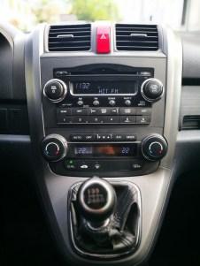 Honda CRV i-CDTi 2008 palanca de cambios
