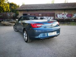 Opel Astra Cabrio Trasera