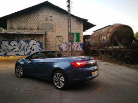 Exterior Opel Cabrio
