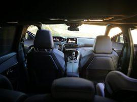 Vista Interior Peugeot 5008 GTLine