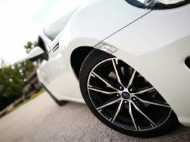 Llantas 17 Subaru BRZ 2017