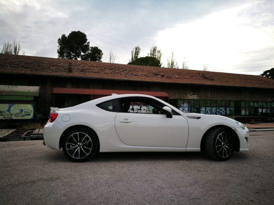 Subaru BRZ Lateral