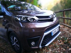 Toyota Proace Verso Family - frontal