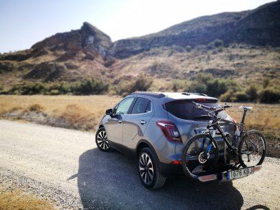 Portabicis Flex Fix Opel Mokka X