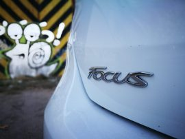 Ford Focus ST- Line
