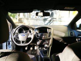 Interior Focus ST-Line