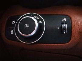 Alfa Romeo Giulia mando luces