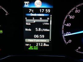 consumos Toyota Yaris hibrido