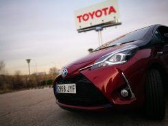 Toyota Toyota Yaris hibrido