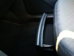 Cajones bajo los asientos VW Tiguan