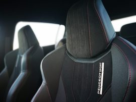 Detalle Peugeot Sport Asientos