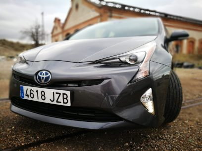 Toyota Prius Opticas