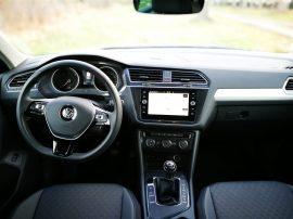 Interior VW Tiguan Advance
