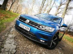 VW Tiguan 2.0 TDI 115 Advance