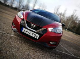 Nissan Micra IG-T 90 Frontal