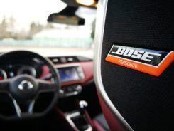 Nissan Micra Sistema Personal BOSE