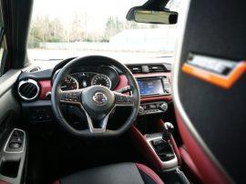 Nissan Micra Vista conductor