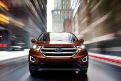 Ford Edge - Frontal