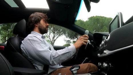 Kia Stinger GT - Puesto conducción