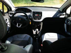 Interior Peugeot 208 Allure