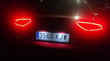 Kia Stinger GT - Led nocturno