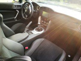 Interior GT 86