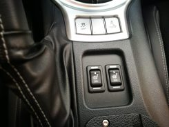 Botones calefacción asientos