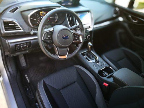 Subaru Impreza Interior