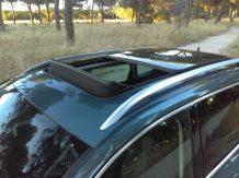 Doble techo solar panorámico