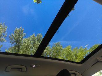 Vistas doble techo eléctrico panorámico