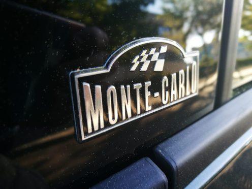 Emblema Monte Carlo