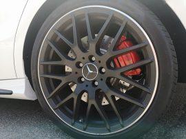 Mercedes-Benz CLA AMG 45 Shooting Brake