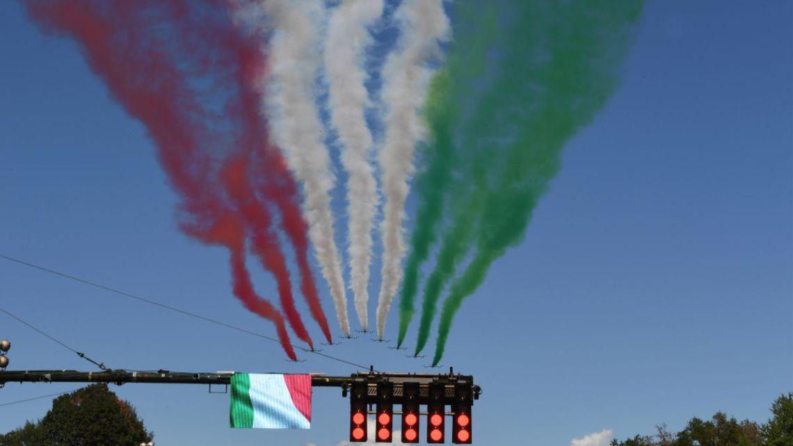 Tras  Monza, sigue la F1.