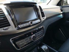 Pantalla sistema multimedia con conectividad Android Auto/Apple Carplay